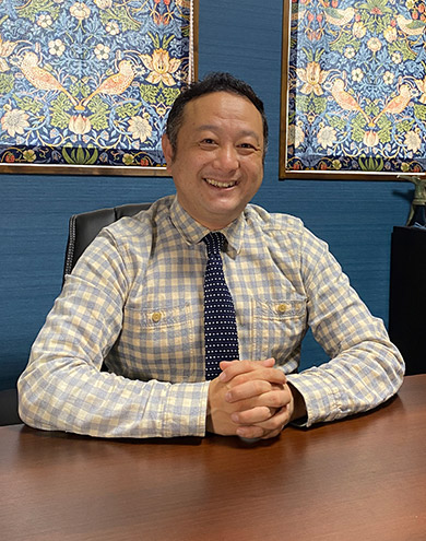 代表取締役 佐宗 樹弥