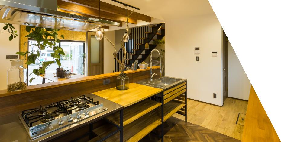 キッチン&ランドリールーム写真1