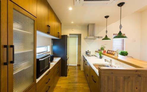キッチン&ランドリールーム写真2